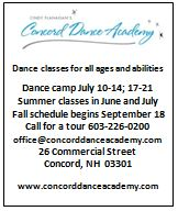 Concord Dance Academy