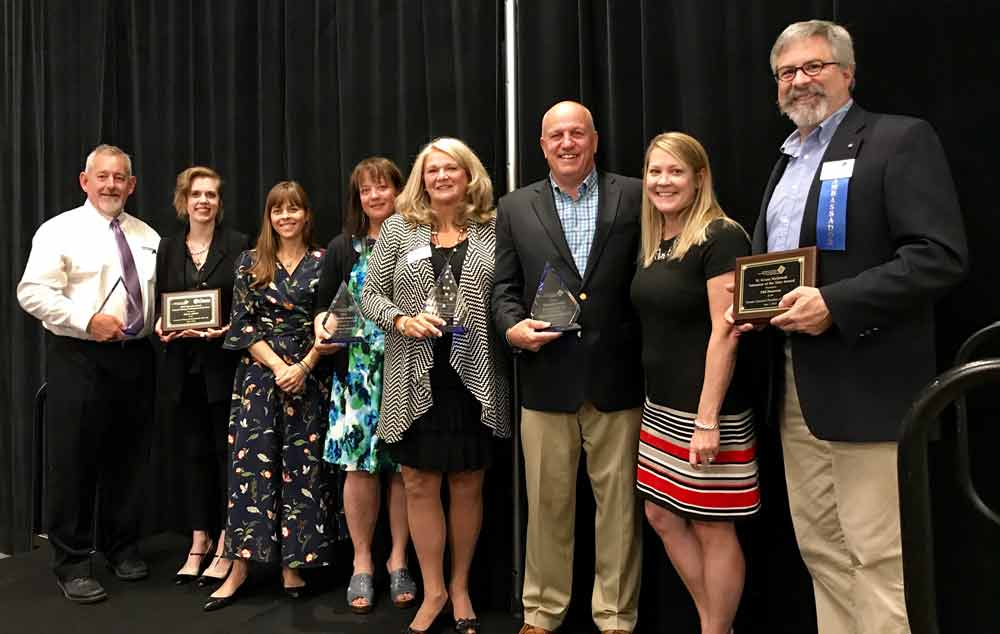 Greater Concord Chamber of Commerce 2018 Pinnacle Award winners