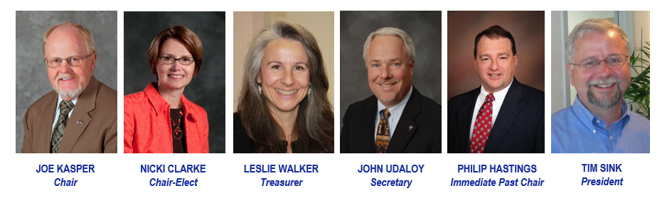 2018-19 Greater Concord Chamber of Commerce Board of Directors
