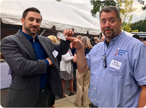 Get to know fellow Greater Concord Chamber of Commerce members easily at friendly networking events like Business After Hours