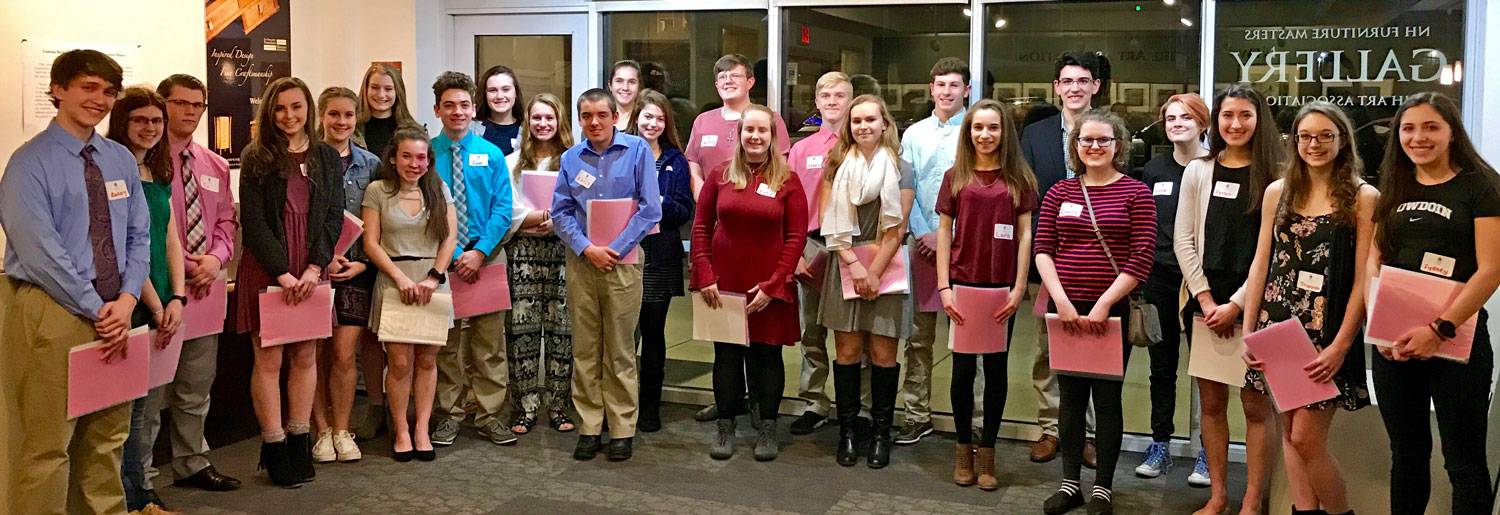 The Greater Concord Chamber of Commerce welcomed Capital Area Student Leadership Class of 2018 and their families on Wednesday, Feb. 21, 2018 in Concord.