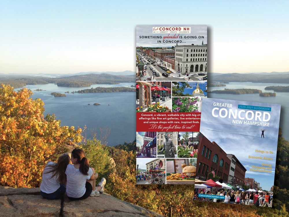 The Chamber offers award-winning marketing resources that showcase New Hampshire's unique appeal and business advantage to those in search of a higher quality of life