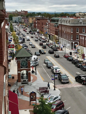 Concord NH is exploring the creation of an Entrepreneurship Center to stimulate local entrepreneurship.