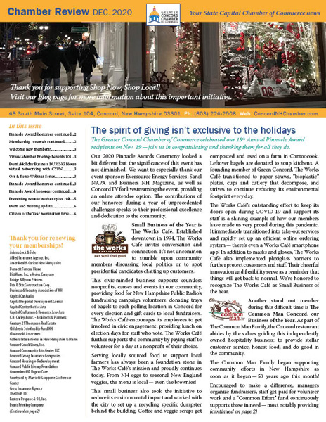 Click to read our latest edition!
