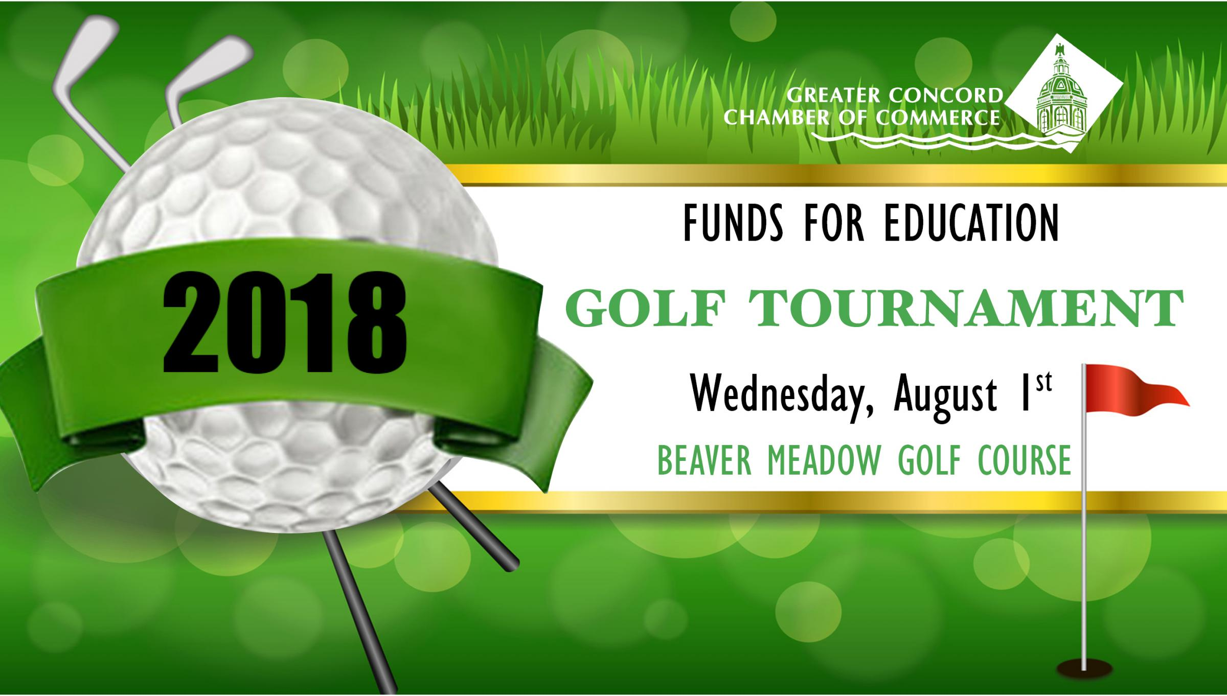 2018 Annual Funds for Education Golf Tournament