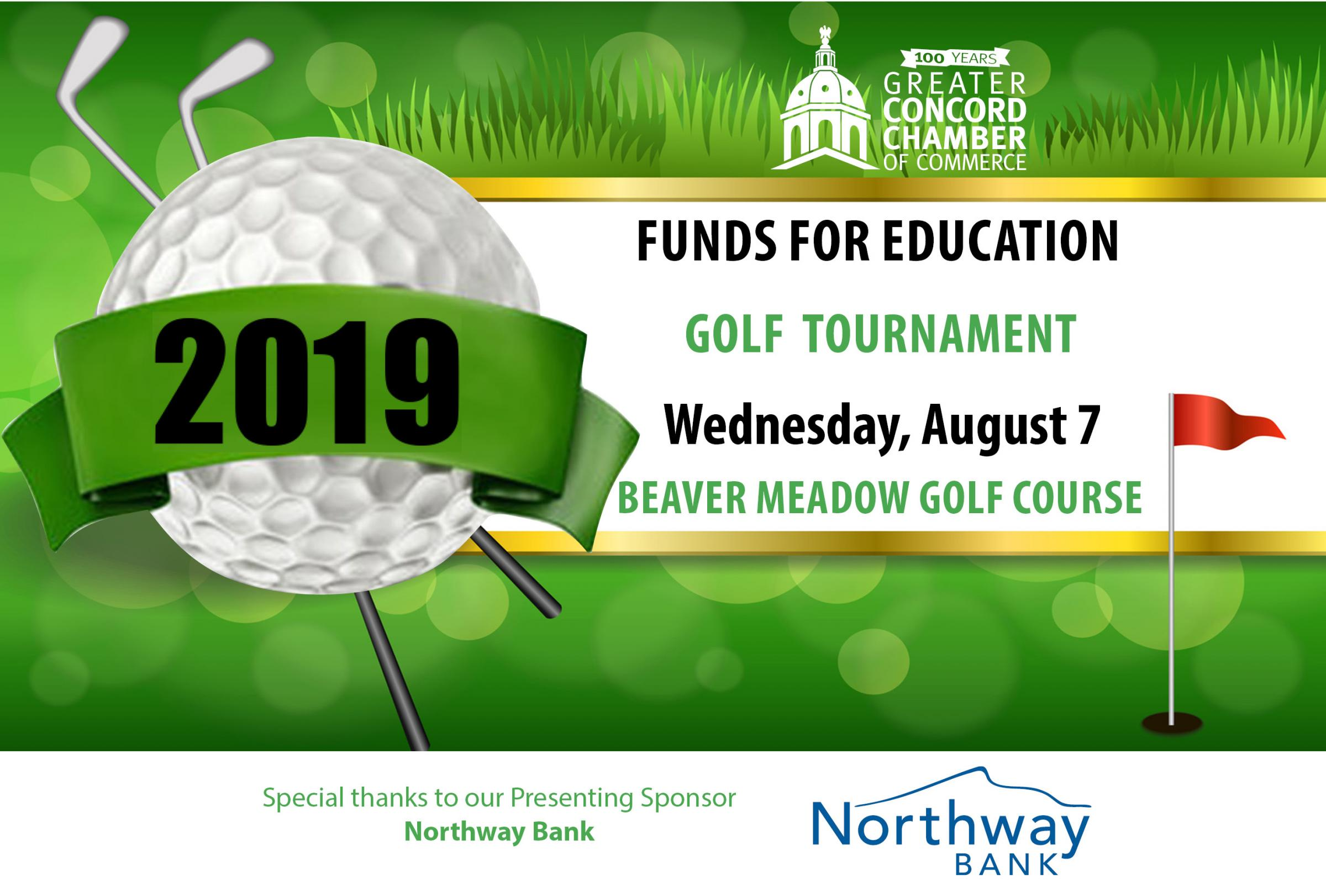 2019 Funds for Education Golf Tournament