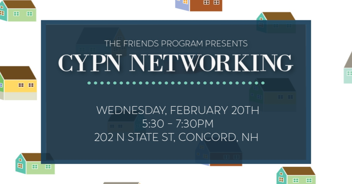 CYPN Networking February 2019
