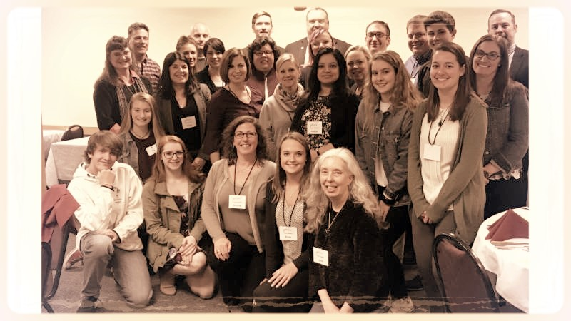 Leadership Greater Concord participants with Capital Area Student Leadership students.