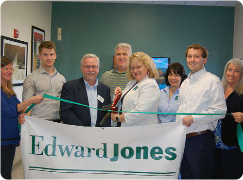 The Greater Concord Chamber of Commerce offers ribbon cutting ceremonies to announce your new business