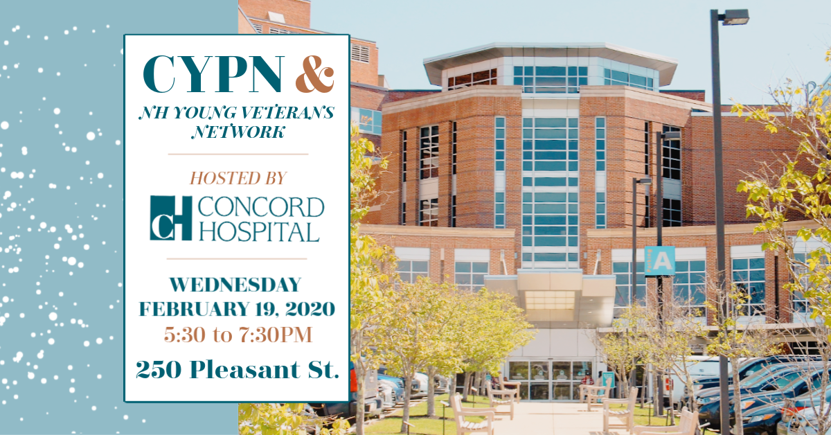 CYPN February 2020 Networking