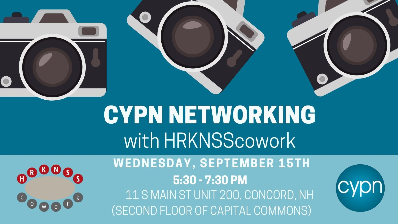 CYPN Networkinf: Grand Opening at HRKNSScowork