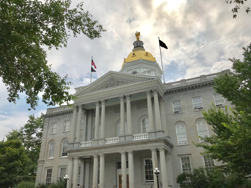 The New Hampshire State House marks its bicentennial in June and the State House Bicentennial Commission will host multiple celebratory events.