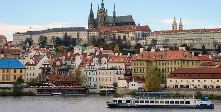 The Greater Concord Chamber of Commerce Eastern Europe March 2020 tour includes the city of Prague.