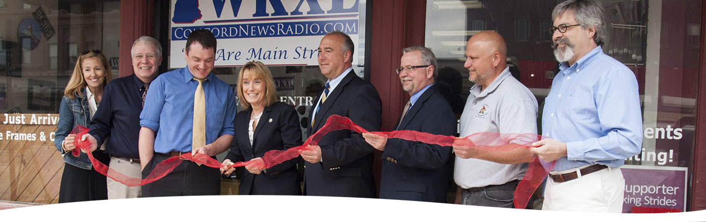 Celebrating a grand opening? The Concord Chamber will help you host a memorable ribbon cutting ceremony!